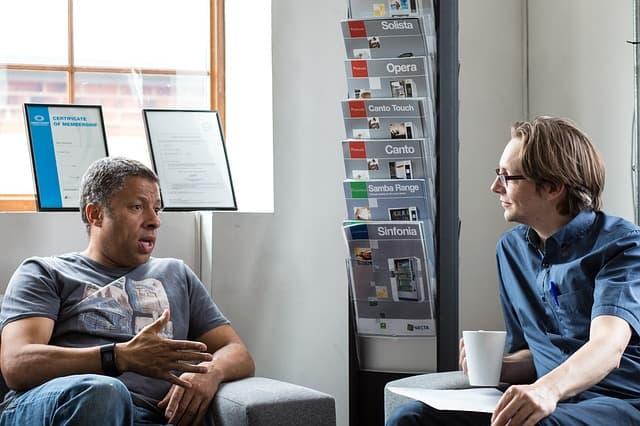 Conversation with recruiter