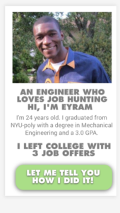 3 engineering job offers after college